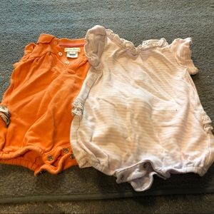 Bundle of 2 Ralph Lauren bodysuits